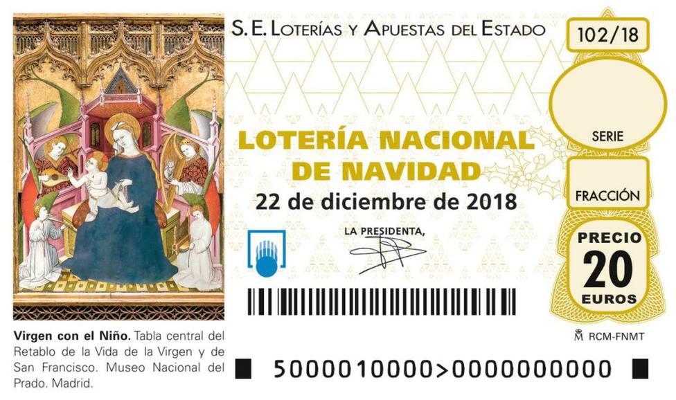 Comprueba tus décimos de la Lotería de Navidad: ¿cuánto dinero te ha tocado?