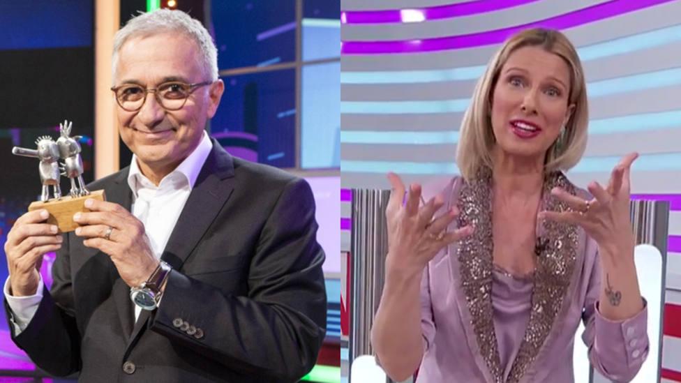 TVE planea catalanizar sus contenidos con Xavier Sardá mientras el futuro de Igartiburu sigue en el aire