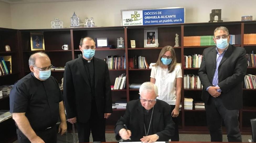 La diócesis de Orihuela-Alicante impulsa un plan integral de prevención e intervención contra el abuso