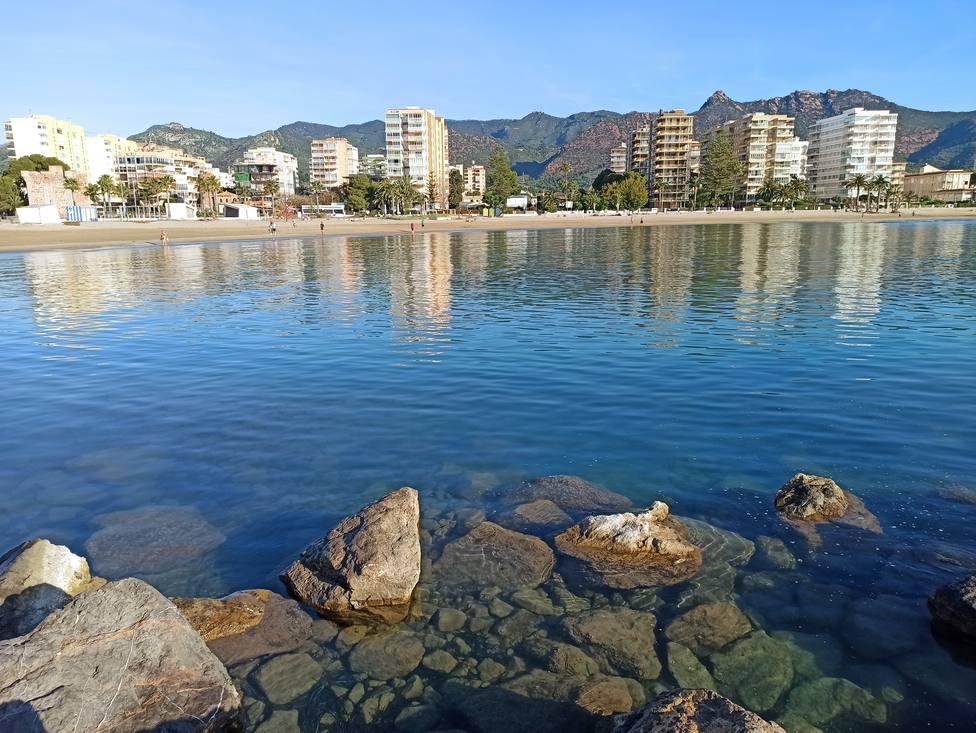 Benicàssim destaca por la limpieza de sus playas y sus servicios