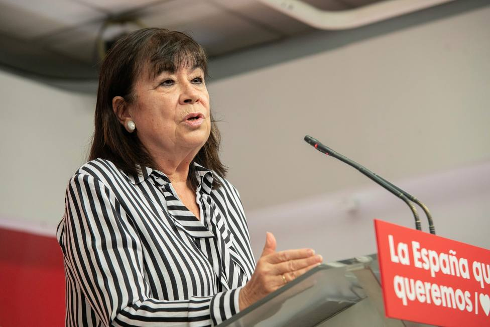 Narbona confía en sacar los presupuestos y que el PP cambie su actual rechazo