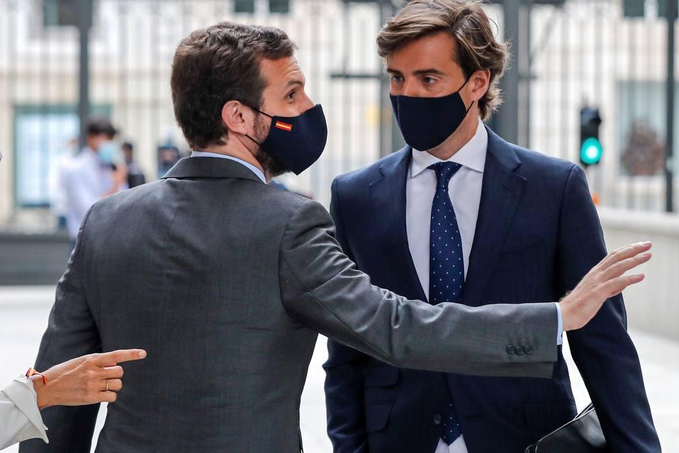 El PP anuncia una ofensiva parlamentaria para que Sánchez explique la ausencia del rey en Barcelona