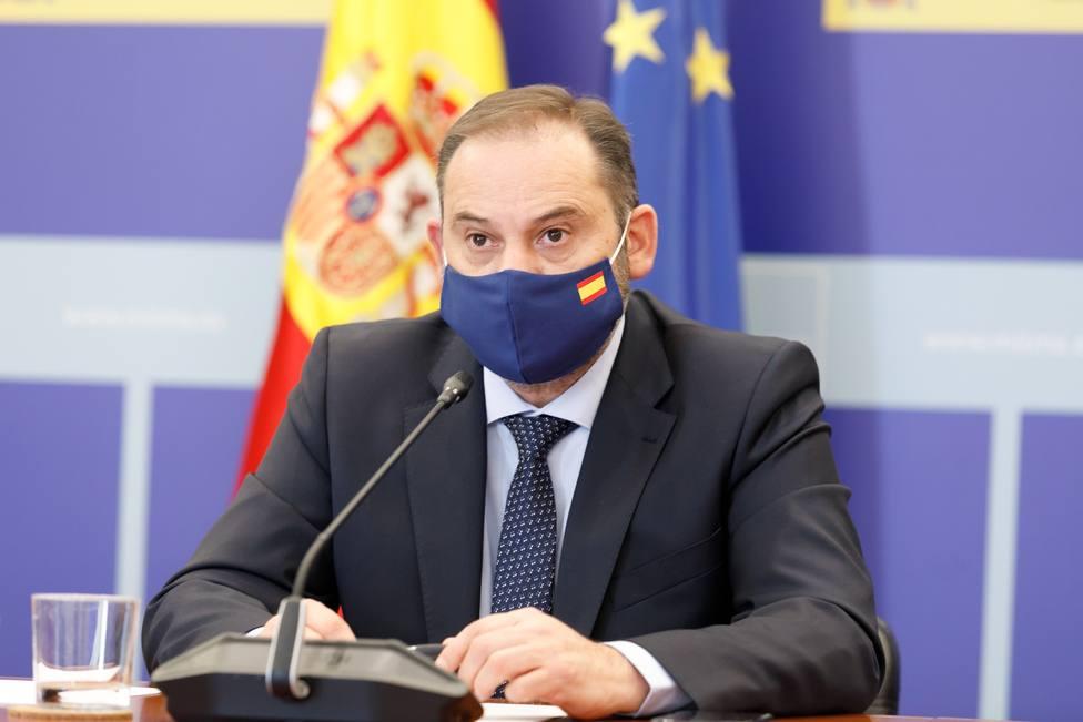 La Fiscalía rechaza investigar al ministro Ábalos por su encuentro con Delcy Rodríguez