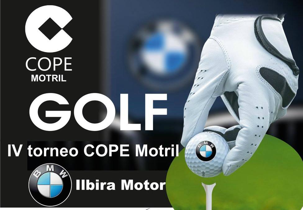 IV Torneoo de Golf COPE Motril-BMW Ilbira Motor