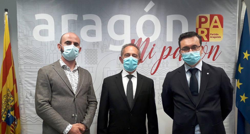 Grupo PAR Diputación de Huesca