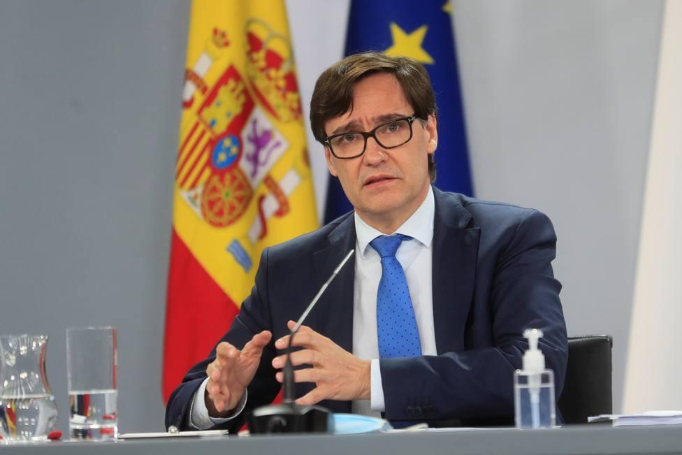 No se dan las circunstancias para cesar la alarma en Madrid, según el Gobierno