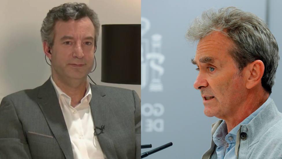 El doctor César Carballo da las claves sobre los expertos que asesoraron a Simón