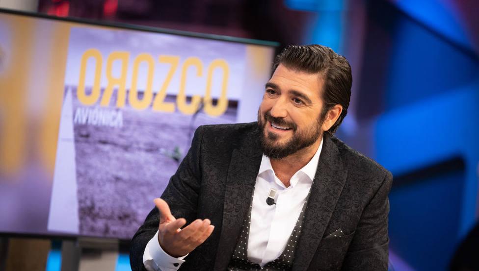 La confesión de Antonio Orozco a Pablo Motos sobre su pérdida de peso