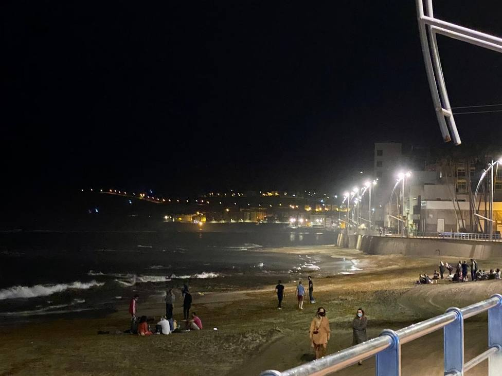 El Estado dota 10 millones para atender a los menores inmigrantes en Canarias