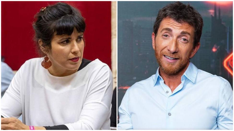 Teresa Rodríguez, indignadísima con Pablo Motos: Es andalufobia