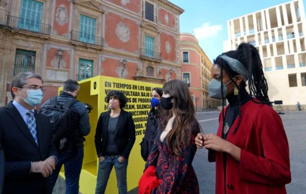 Murcia lanza la primera plataforma audiovisual para llevar la cultura a todas las casas
