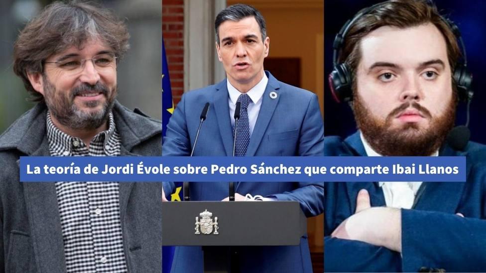 La teoría de Évole sobre Pedro Sánchez que ha recibido el apoyo de Ibai Llanos: Lo pensé también