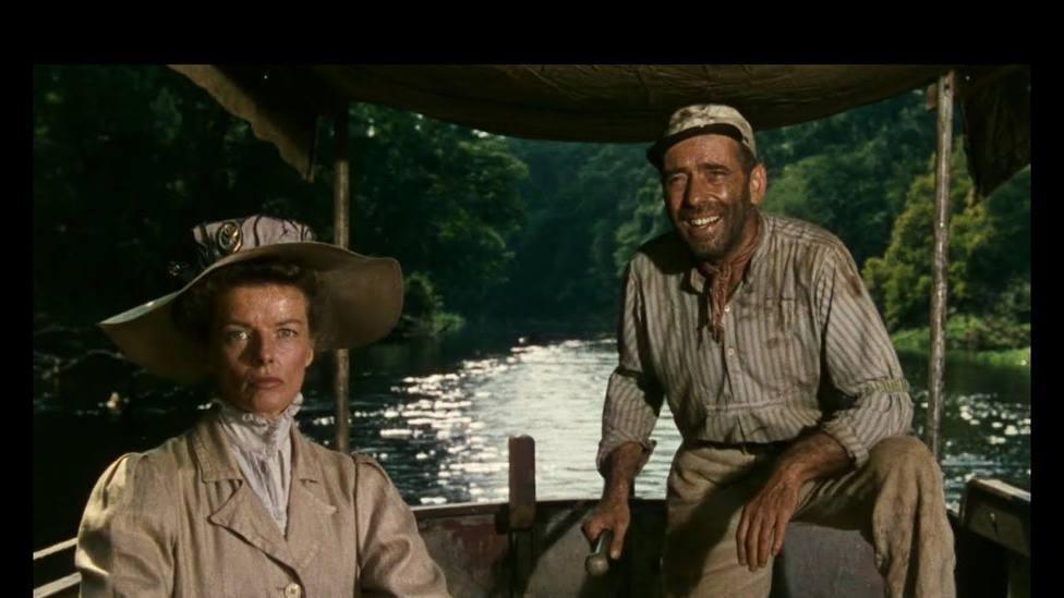 """Este martes, no te pierdas a Humphrey Bogart y Katharine Hepburn en """"La reina de África"""""""