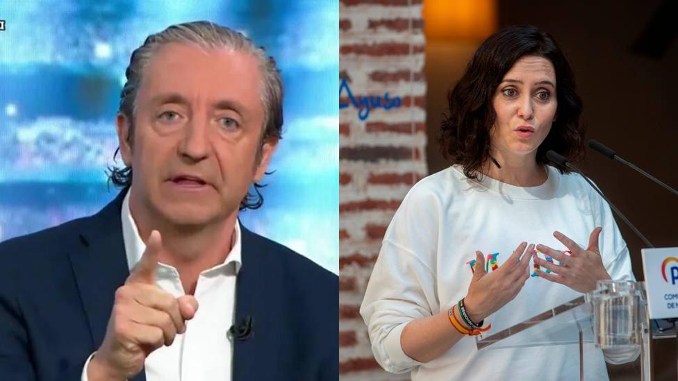 Pedrerol se posiciona sobre las elecciones de Madrid con el último palo de Almeida a Sánchez
