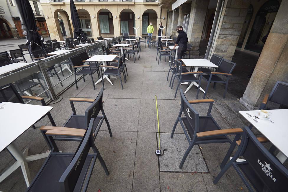 Navarra prolongará todas las restricciones de aforo, movilidad y reuniones hasta el fin del estado de alarma