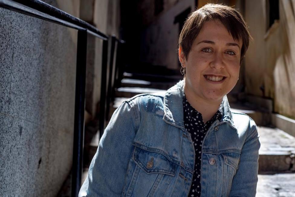 Teresa Arévalo, miembro de Unidas Podemos