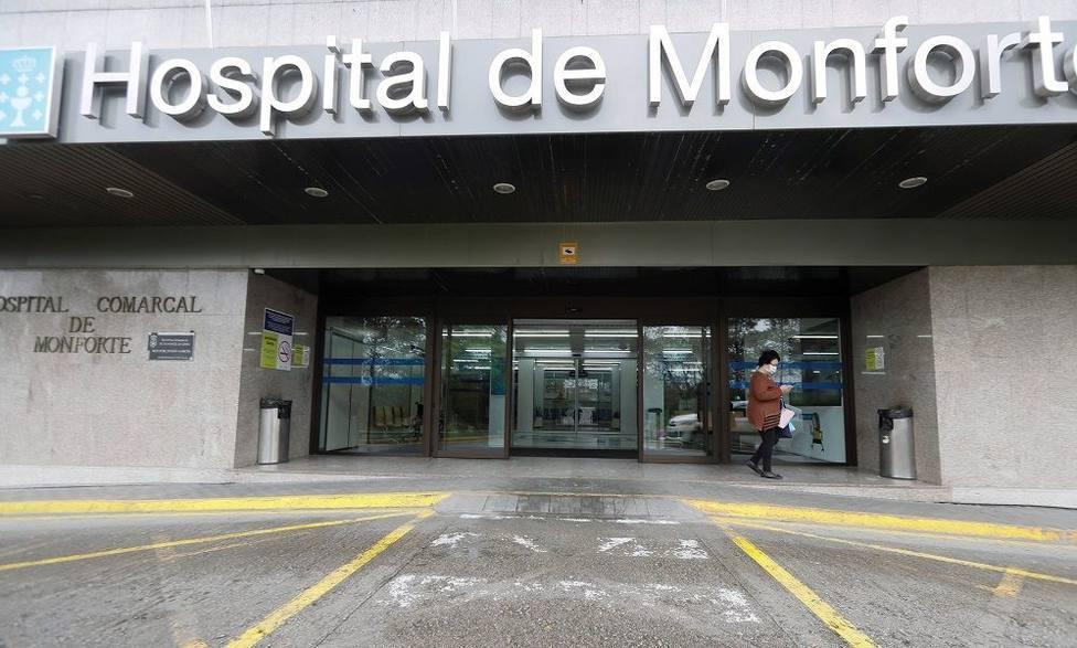 Hospital Comarcal de Monforte de Lemos