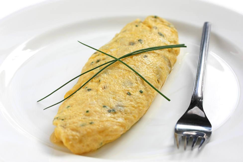¿En qué lugar del sur de España nació la tortilla francesa?