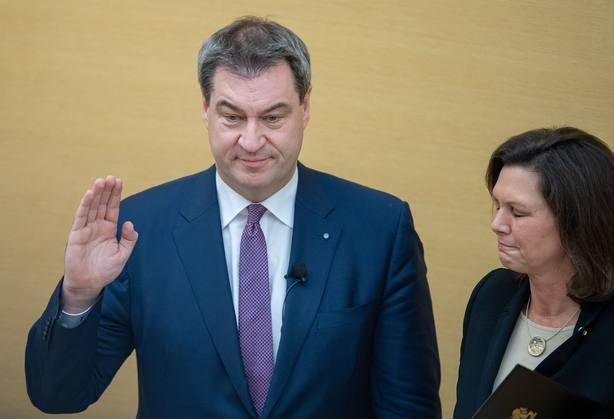 El primer ministro bávaro, reelegido pese al mal resultado de la CSU
