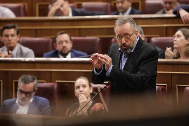 Ciudadanos, abierto a apoyar actualizaciones presupuestarias si el Gobierno prorroga los PGE de 2018