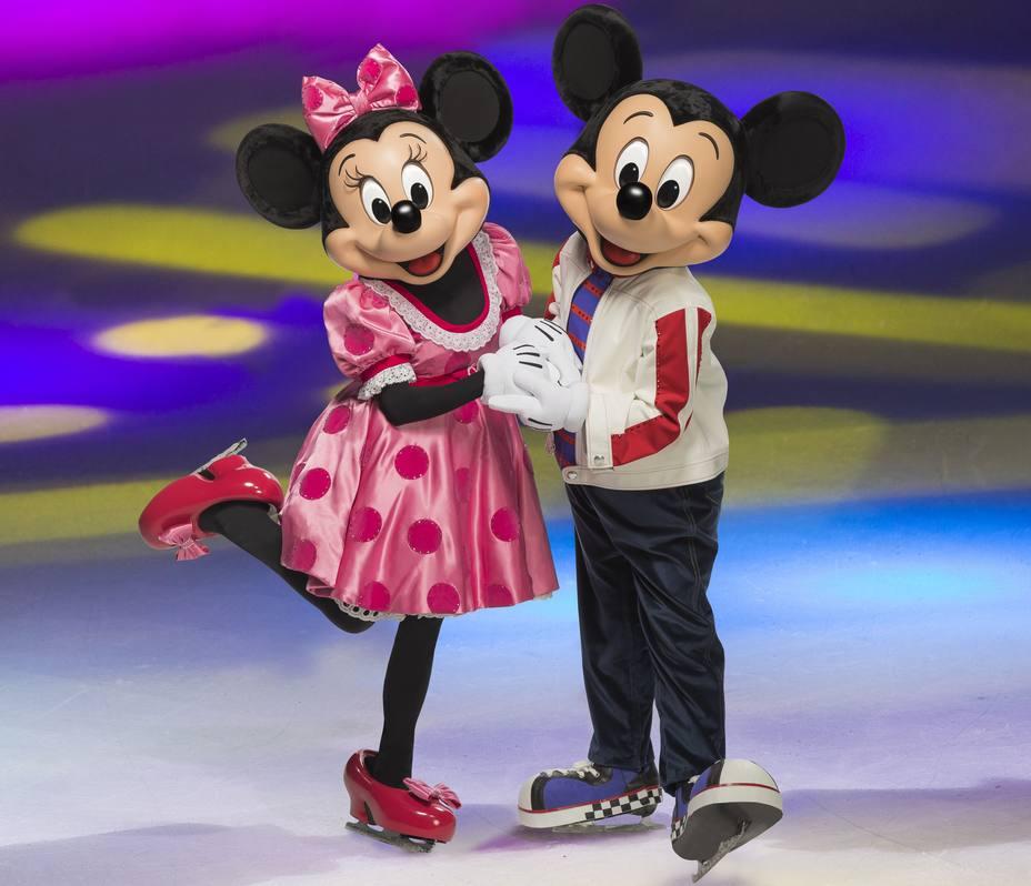 Disney On Ice: Todo el trabajo que hay detrás de la performance