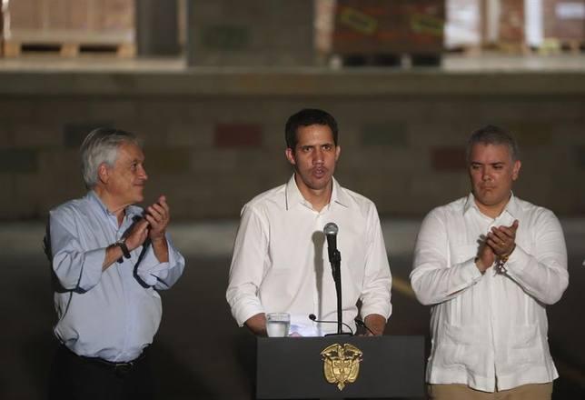 Guaidó publica las instrucciones para unirse a las movilizaciones