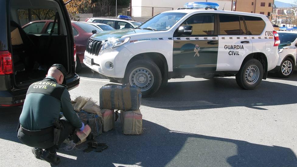 Droga Guardia Civiil