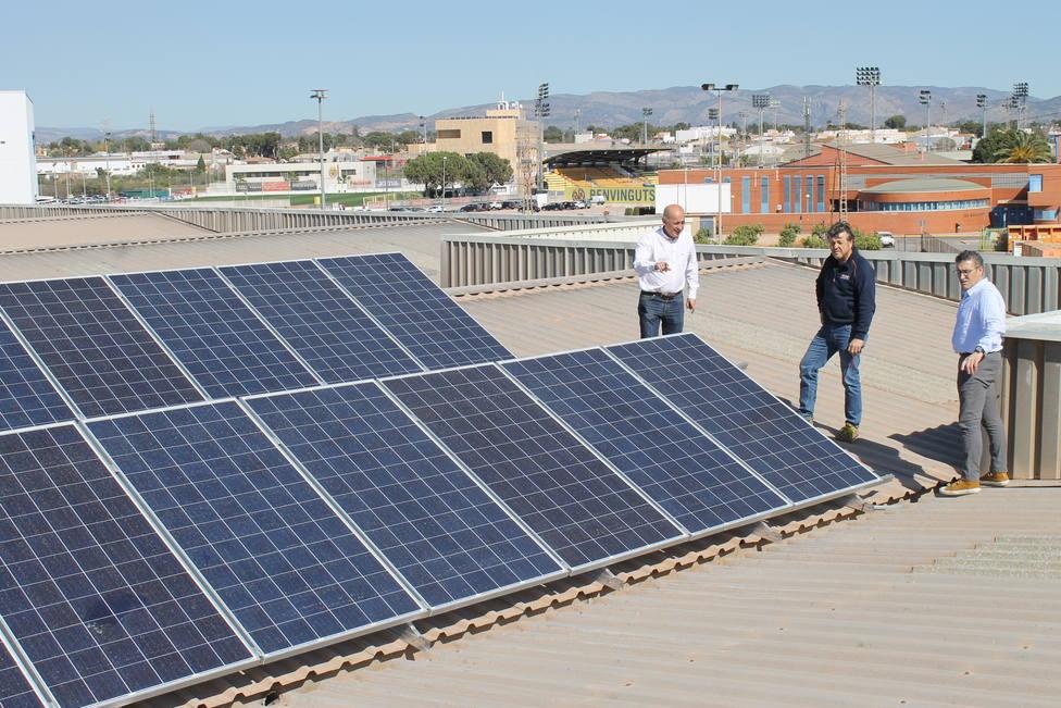 Placas solares en Vila-real