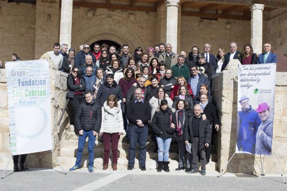 Fundación San Cebrián en San Pedro Cultural de Becerril de Campos