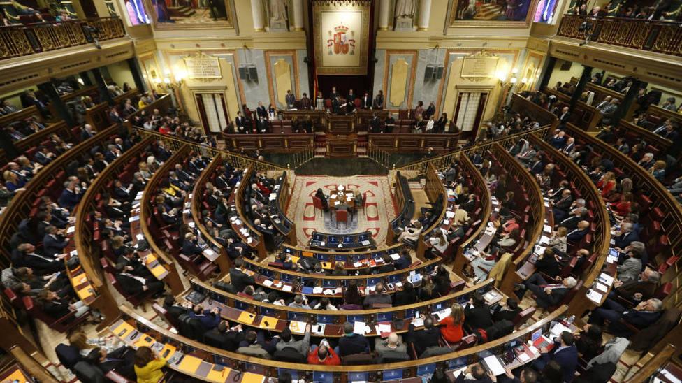 La tramitación del decreto de paternidad podría quedar anulada en el Congreso