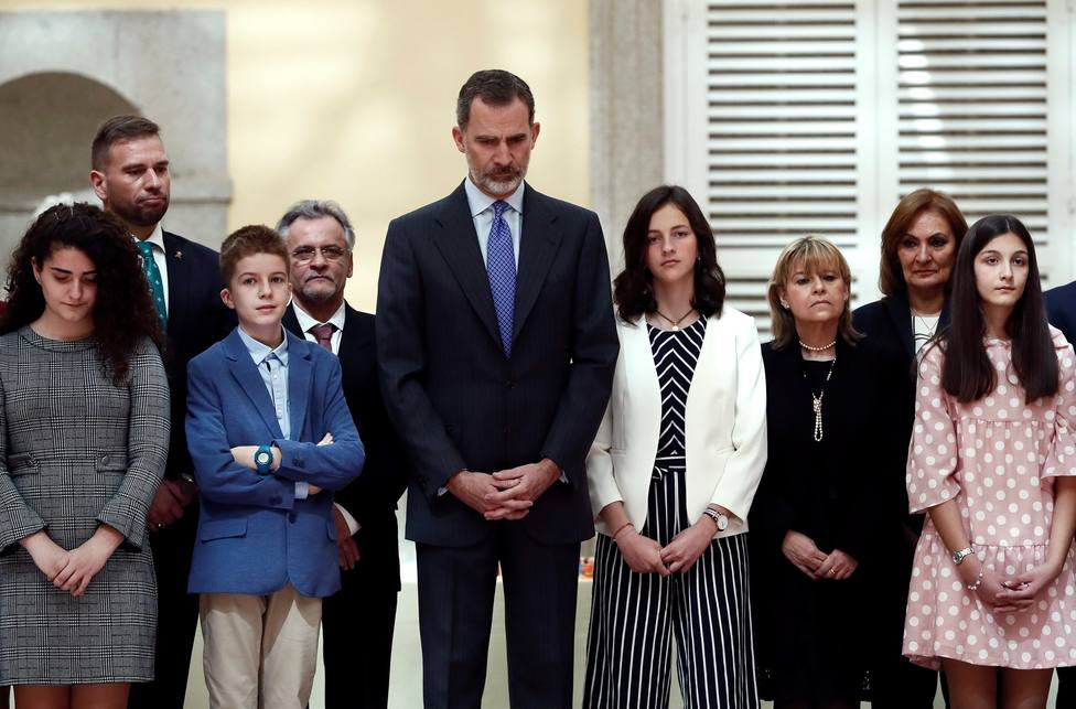 La Casa Real muestra sus condolencias por el atentado en Nueva Zelanda