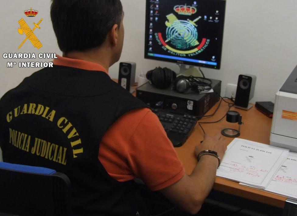 Guardia Civil, foto de archivo.