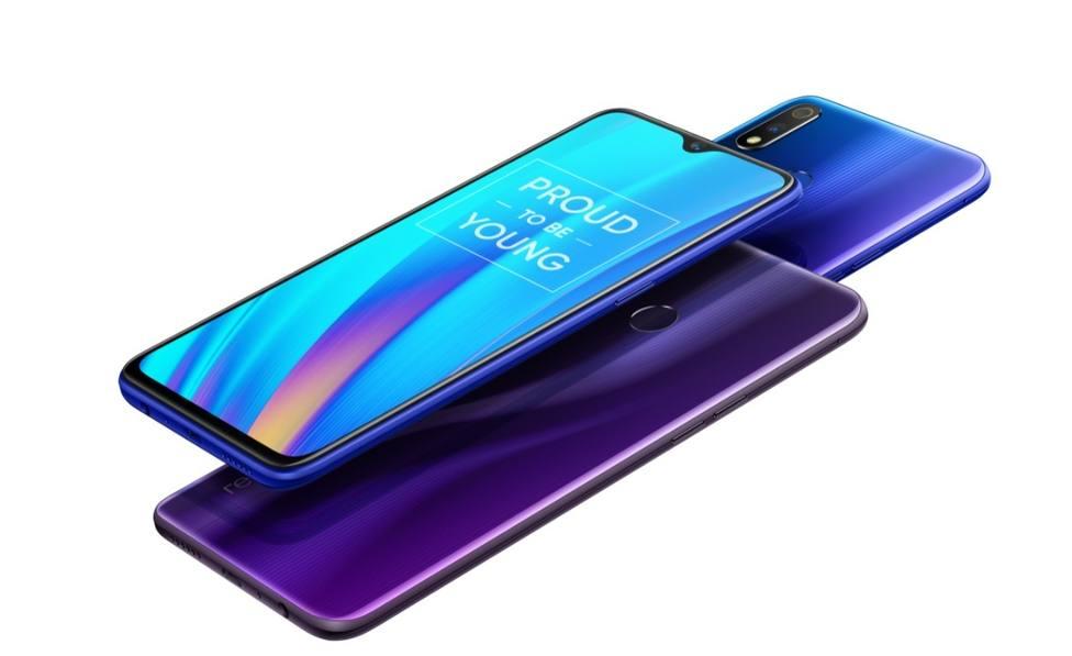 Realme introducirá una lente de Samsung de 64 megapíxeles en su próximo smartphone