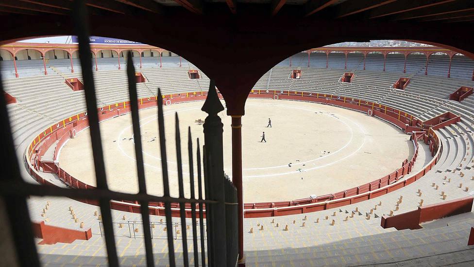 Plaza de toros de Acho, en Lima, el principal coso taurino de Perú
