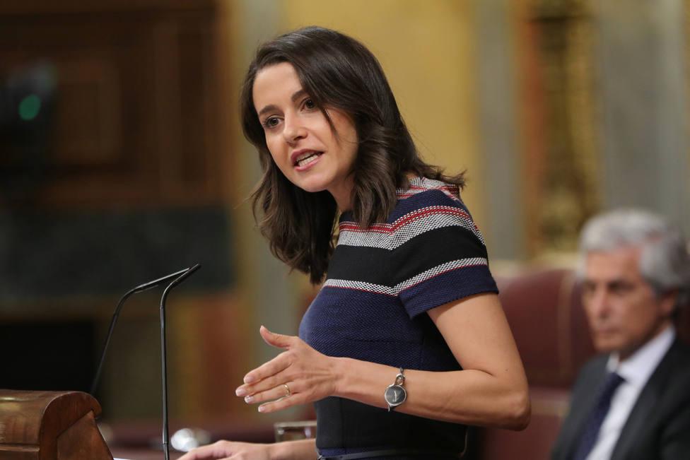 Arrimadas reprocha al PSOE por reaccionar ante la crisis del Open Arms en función de lo mediático