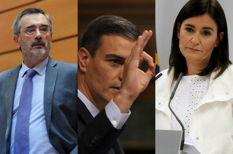 La sombra de los plagios persigue al gobierno de Sánchez hasta en sus últimos estertores