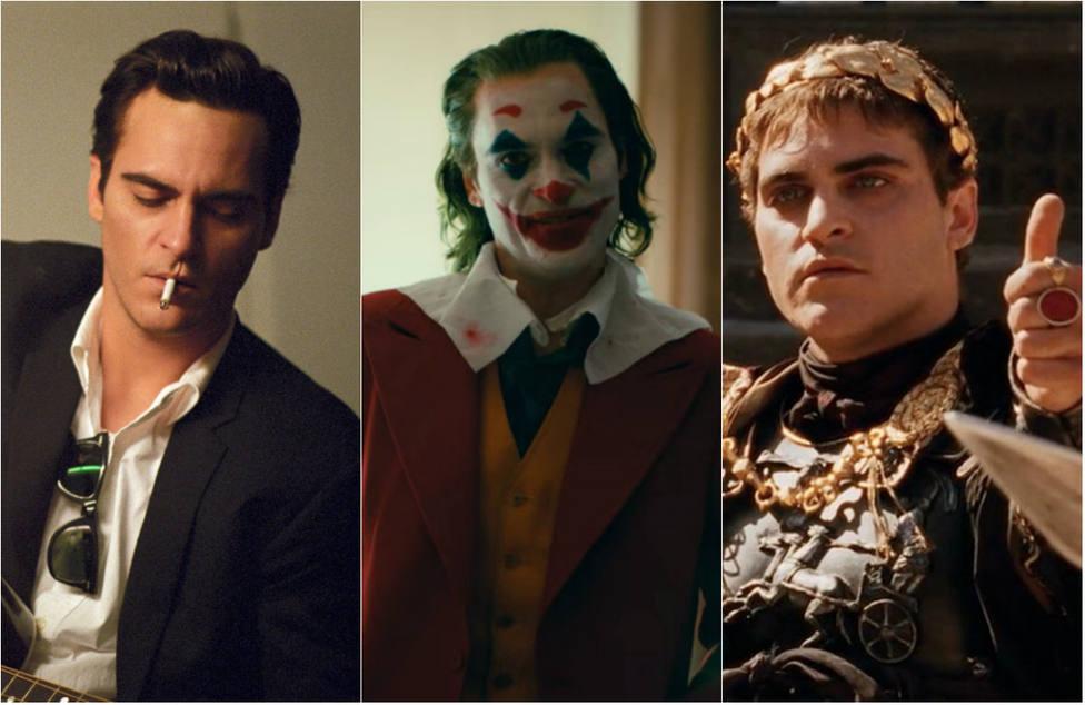 Joaquin Phoenix: una carrera llena de giros que puede culminar en un Oscar por el Joker