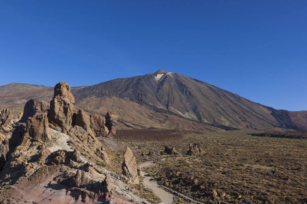 Erupción Tenerife y terremoto Gran Canaria