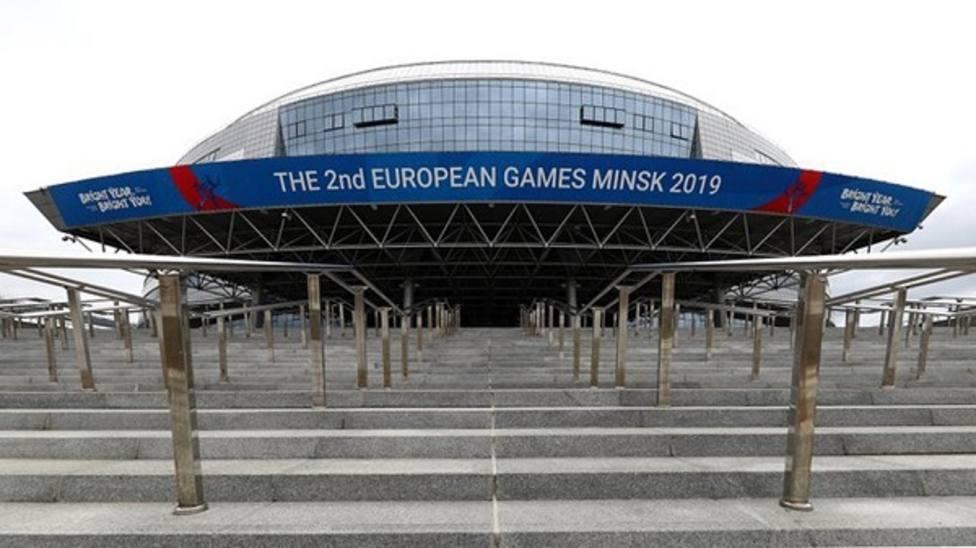 Pabellón de Minks donde se jugará la Final Four