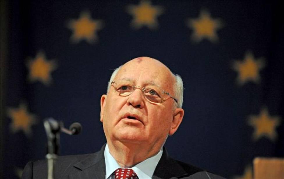 Gorbachov ingresa a sus 88 años en un hospital de Rusia a causa de una neumonía