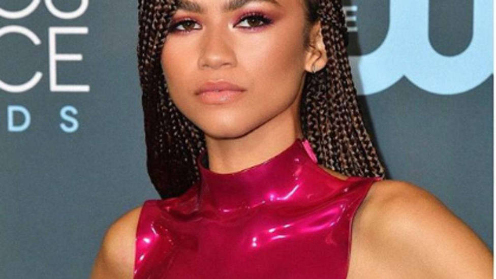 Captura Instagram Zendaya