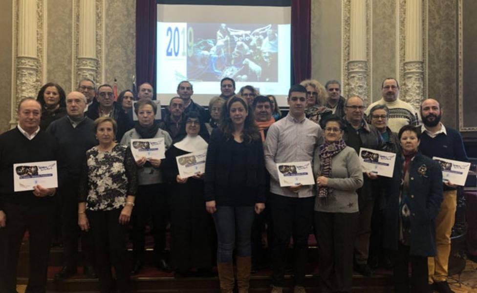 La Diputación entrega de los premios del XIV Concurso Provincial de Belenes