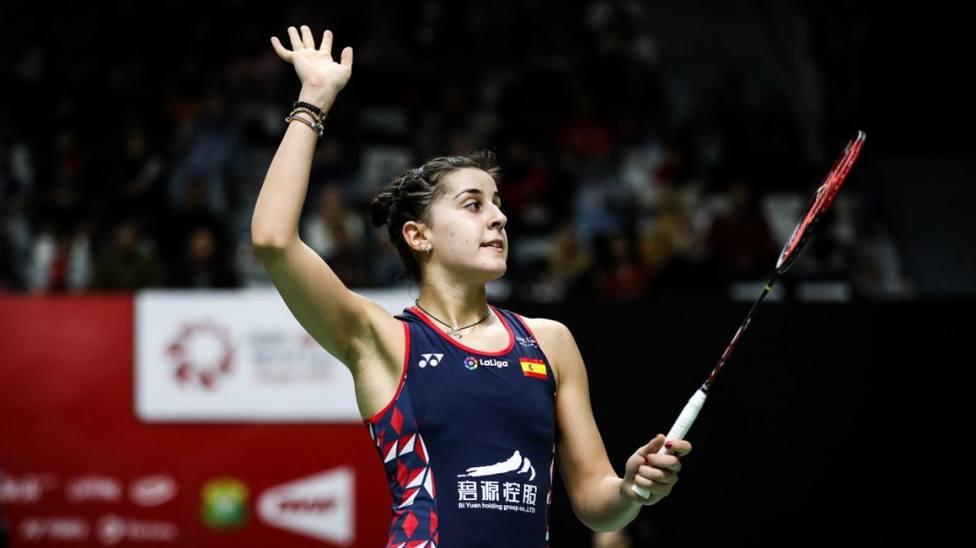 Carolina Marín supera a Okuhara y pasa a cuartos de Indonesia