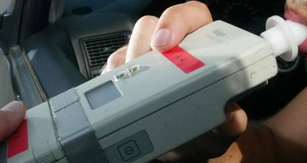 Triplica la tasa de alcohol tras provocar un accidente con seis vehículos implicados