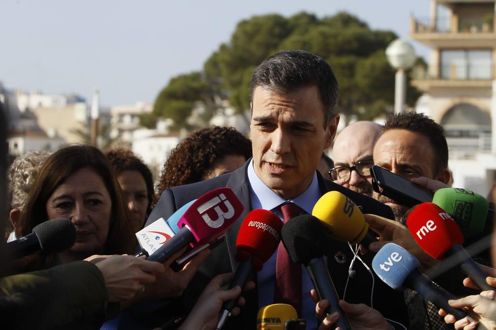 Sánchez visitará el sábado zonas afectadas por Gloria en la Comunitat Valenciana