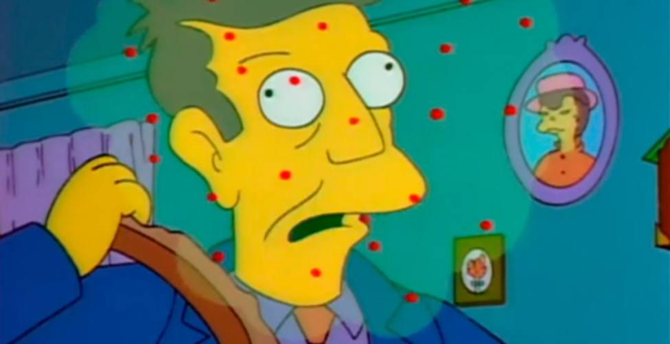 ¿Predijeron Los Simpsons también este brote de coronavirus?