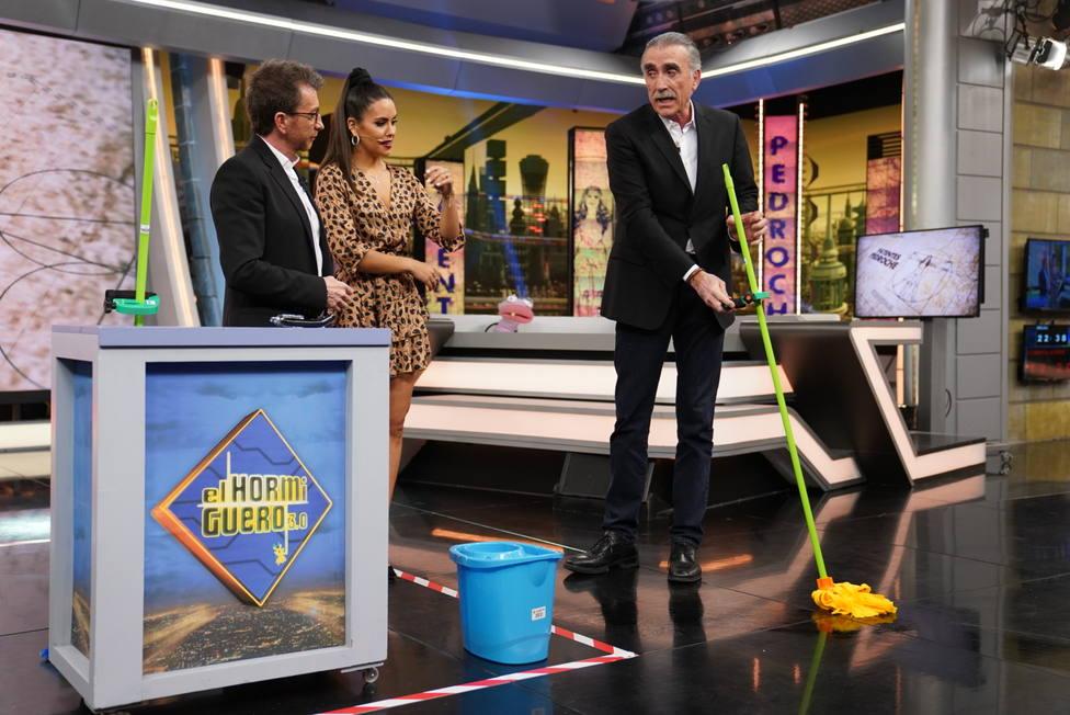 Juan y Medio demuestra que su nuevo invento en El Hormiguero y deja a todos sin palabras