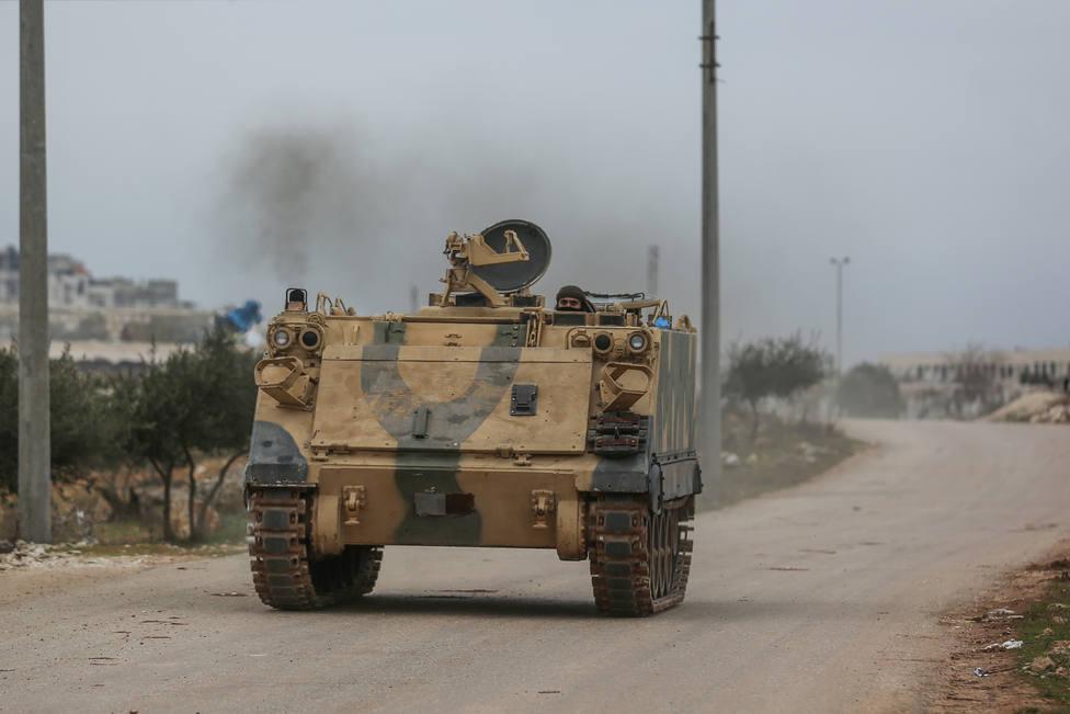 Turquía asegura que ha neutralizado a 63 militares del régimen de Al Assad en el noroeste de Siria