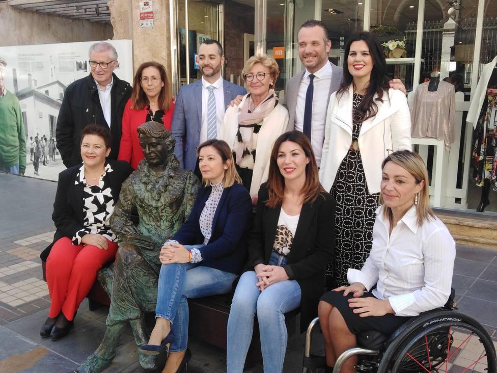 PP programa una decena de visitas para conocer y dar visibilida distintas realidades de la mujer en la Región