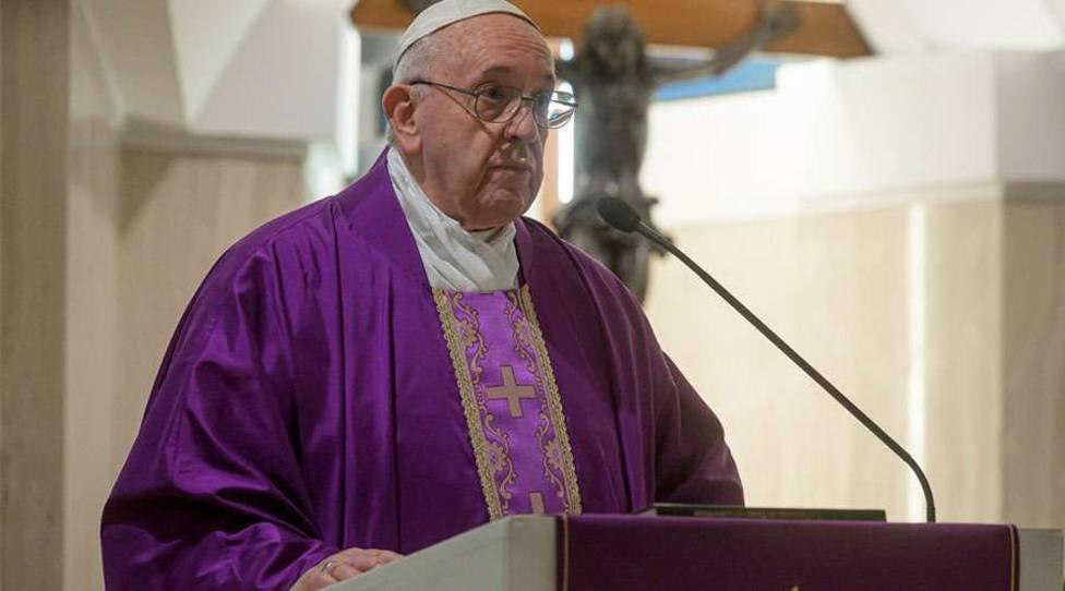 Sigue en directo desde TRECE y COPE.es la misa del Papa Francisco desde la capilla de la Casa Santa Marta